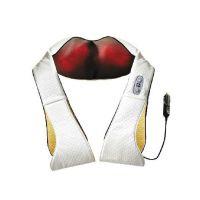 松研J6S颈肩舒 3D按摩枕 独立加热按键按摩披肩 揉捏型按摩 温热可选 独特车载功能 拉手设计 适