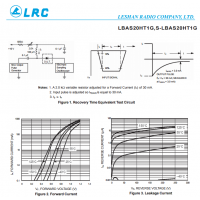 LRC开关二极管 LBAS20HT1G S0D323
