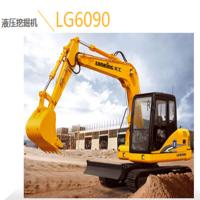 供应全新LG6090挖掘机中型液压履带式挖掘机龙工挖掘机