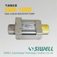 气液增压泵、空气增压阀 SWB-100D-39 防爆 SIWELL