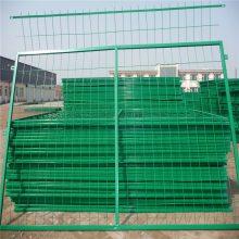 网球场防护网 养鸡铁丝网片 公园护栏网生产厂家