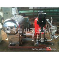 无负压供水设备 山东博山 淄博鲁中工业泵厂
