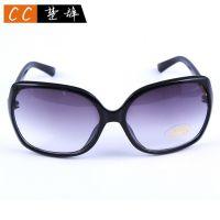 新款复古太阳镜女士墨镜防紫外线眼镜潮2015明星款太阳镜正品