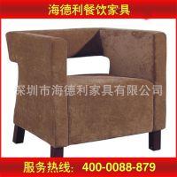 优惠促销 现代卡座沙发 现代奶茶店餐厅双位精致沙发订制