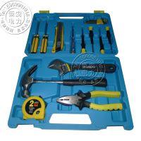 家用工具组合/五金工具套装/电力电工维修套箱包/17PC电讯组合