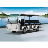 高端大气23座燃油观光车|景区观光车|燃油四轮车|校园接送车|