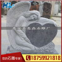 厂家墓碑石雕雕刻 艺术欧式墓碑 中式墓碑 惠安欧式墓园石雕加工