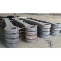 钢厂直销高建钢Q370GJC/D/E切割销售切割圆 法兰 异形件