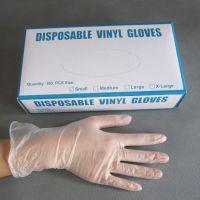 厂家直销 一次性PVC手套 食品级家用美容美发专用一次性手套