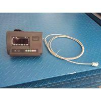 厂家批发1-3t电子地磅 SCS-3t耀华A12E电子秤1.2*1.2m碳钢平台称图片