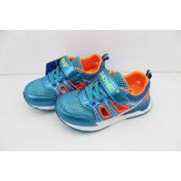 新款韩版潮流正品品牌儿童网鞋运动鞋低价批发