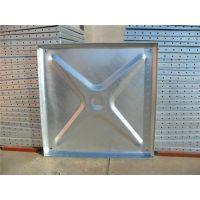 镀锌钢板水箱_中威空调(图)_装配式热镀锌钢板水箱