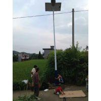 湖北武汉农村路灯价格 浩峰农村太阳能LED路灯厂家
