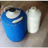 深圳市宝安区液氮制造 手提高纯小液氮销售 YDS-10L液氮罐充装