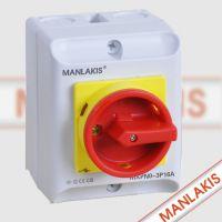 防水隔离开关 订货号:MXP0-316表面安装IP66