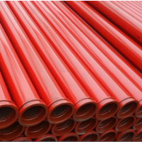 砼泵管内壁淬火机,砼泵管淬火设备,砼泵管内壁淬火设备