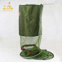 渔具渔网批发 应吉立莱45卡边2.5米带防跳网涂胶防挂鱼护渔网