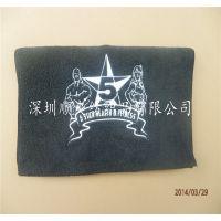 毛巾加工厂定制订做促销礼品超细纤维毛巾赠品压花绣花LOGO