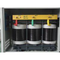 SG-80KVA变压器 上海传勇工厂直供 三相干式变压器 带防护外箱 IP20等级 可靠产品 选传勇