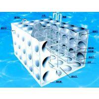 白水玻璃钢水箱经销商 RB-16白水消防水箱 润捷水箱