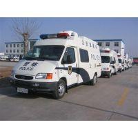 福特全顺V348短轴中顶监护型救护车参数