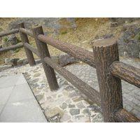 仿木凉亭厂家|找河南品牌天目逆源郑州仿木护栏材质特种水泥