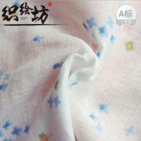 织绘坊双层星星婴儿尿布浴巾口水巾纱布工厂现货批发