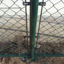 篮球场护栏网厂家 新疆防护栏 工厂隔离栅价格