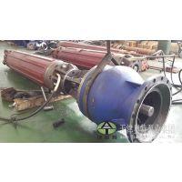 供应新疆QKS系列潜水泵_泵体不锈钢材质矿用潜水泵_卧式安装