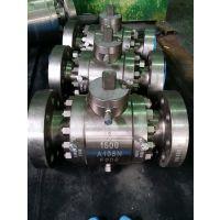 摩根Q47N-1500LB美标锻钢球阀