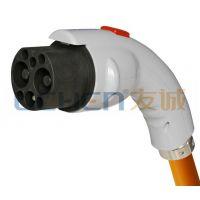 供应DSH-EV125P/250P直流充电插头