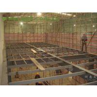 北京海淀区专业搭建钢结构阁楼现浇混凝土阁楼制作