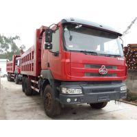 广西桂林销售东风霸龙重卡货车二手泥头车、土方车(包上牌)