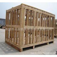 塘厦免熏蒸免检木箱;东莞熏蒸胶合货物周转木箱。