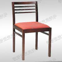 欧式实木餐椅 时尚餐厅椅子 现代简约餐桌椅低价格定做