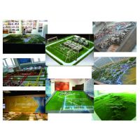 省市区规划地形沙盘制作——北京大圣展览展示有限公司
