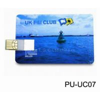 Real Capacity 2016 New Waterproof Super Slim Credit Card USB Flash Drives 32GB