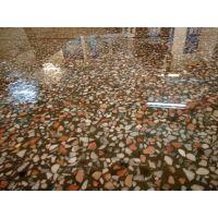 博罗县杨桥镇工厂水磨石地面起灰怎么办----厂房水磨石地面翻新--国际品质、永久无尘