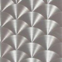 专业定制不锈钢磨花板 彩色磨花板来图加工