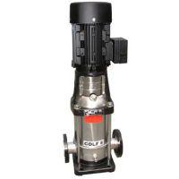 原装正品杭州南方泵业CDLF32-30不锈钢立式多级泵/5.5kw增压泵