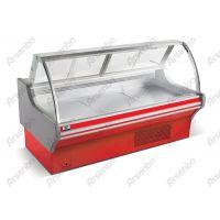 雅绅宝SG-15P不掀盖熟食柜一体机 超市熟食保鲜柜 冷藏展示柜