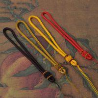 福安阁   DIY精编绳制作手把件吊坠车挂多种颜色配饰配件新款/条