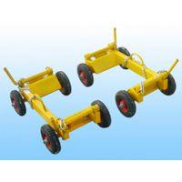 多利卡清障车4吨辅助轮.道路救援车辅助小车