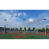 茂名8米篮球场灯杆-12米足球场灯柱-{厂家直供}配套出售