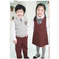 国际双语幼儿园园服订做中山、江门、顺德、珠海私立幼儿园韩版休闲园服英伦学院风礼服专业生产厂家