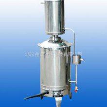 不锈钢电热蒸馏水器价格 DZQ130-20
