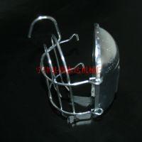 供应有网防爆灯具灯罩网状工程施工灯灯罩加油站铁制隔离型灯罩子