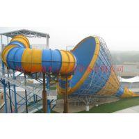 新潮打造大型水世界、玻璃钢组合滑梯、小区海啸造浪池设备