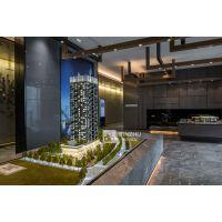 深圳品筑模型设计-招商双玺-海上世界双玺项目是招商地产作为30周年精心打造的物业。项目位于深圳最繁华
