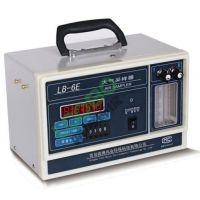 青岛路博厂家直销LB-6E型大气采样器使用简单性能可靠体积小巧